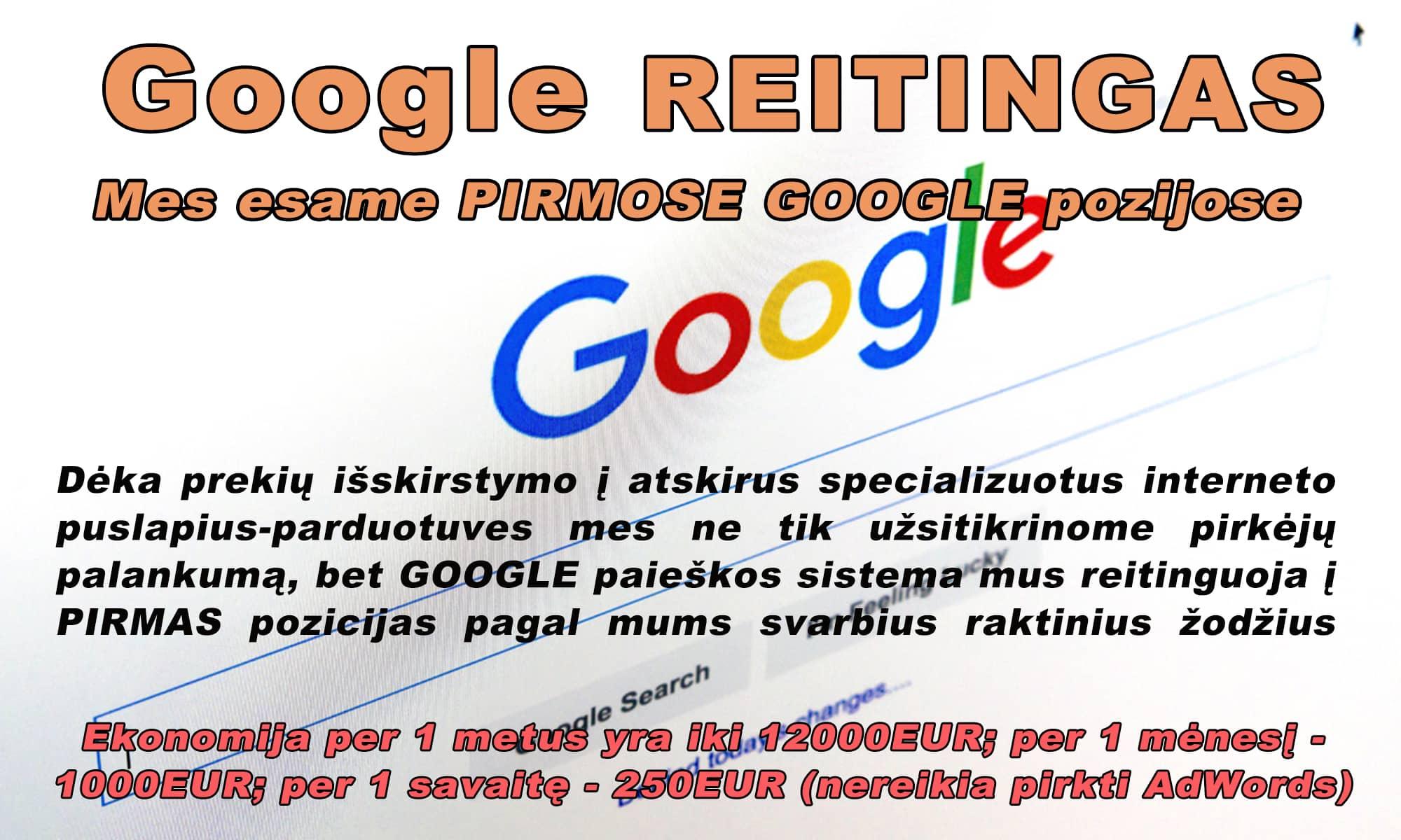 Google LT